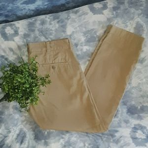 J. Crew Khaki Trousers Stanton Chino
